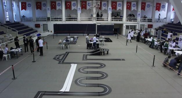 3. Marmara Uluslararası Robot Olimpiyatları